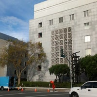 Photo taken at Hall of Justice by David F. on 11/19/2012