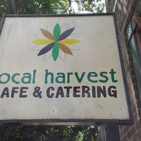 Photo taken at Local Harvest Café & Catering by David F. on 7/15/2013
