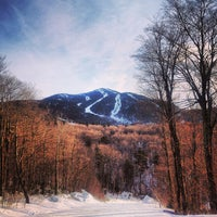 Photo taken at Smugglers' Notch Resort by Jackiee on 1/13/2013