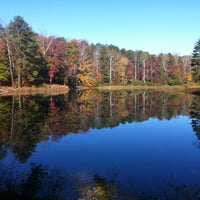 Photo taken at Park at Hairston by TJ on 11/10/2012