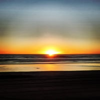 Photo taken at Playa Del Beso by Victor on 11/19/2013