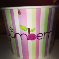 Photo taken at Yumberries by Justin M. on 3/17/2013