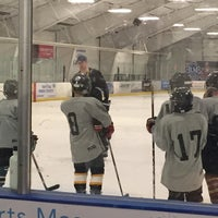 Photo taken at Minnesota Made Hockey by Rachel P. on 4/2/2015