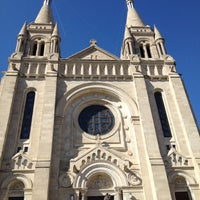 Photo taken at St. Joseph's Cathedral by Raul on 10/2/2012