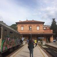 Photo taken at Stazione S. Anna FCU by awizul on 9/6/2016