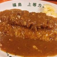Photo taken at 福島 上等カレー 江坂店 by A2K on 12/13/2013