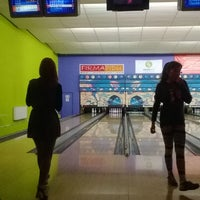 Photo taken at Zelluloos Bowling by Maksim O. on 11/30/2013