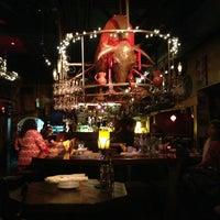 Photo taken at Cafe Sevilla by David W. on 12/24/2012