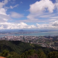 Photo taken at Penang Hill by Max L. on 11/25/2012