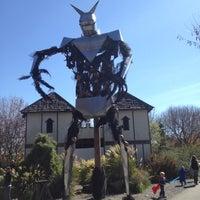 Photo taken at Pennsylvania Renaissance Faire by Bri on 10/13/2012