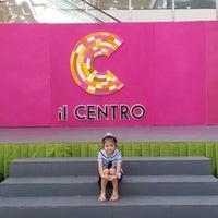 Photo taken at iL Centro by aLLisoN gAbRieL p. on 9/30/2014