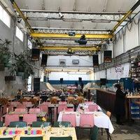 5/3/2018 tarihinde Gijsbregt B.ziyaretçi tarafından SkateCafe'de çekilen fotoğraf