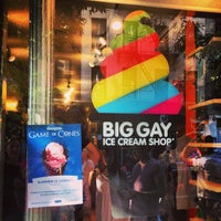 Foto scattata a Big Gay Ice Cream Shop da Gijsbregt B. il 6/15/2013