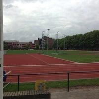 Photo taken at Sportcomplex Nenijto by Gijsbregt B. on 5/13/2013