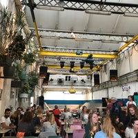 9/13/2018 tarihinde Gijsbregt B.ziyaretçi tarafından SkateCafe'de çekilen fotoğraf