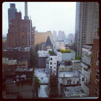 Photo taken at New York City by Olga R. on 5/21/2013