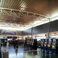 Photo taken at Concourse D by 24kMedia on 9/18/2012
