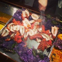 Photo taken at The Buffet @ Valley View Casino by 24kMedia on 2/7/2013