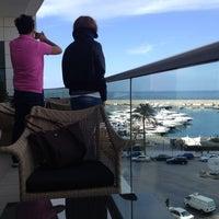 Photo taken at Four Seasons Hotel Beirut by Karl 👾 w. on 1/24/2013