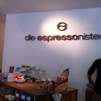 Das Foto wurde bei Die Espressonisten von klischnet am 3/11/2013 aufgenommen