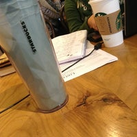 Photo taken at Starbucks by Bailey B. on 9/18/2013