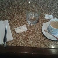 Photo taken at Venezia Bistro Caffe by Musteba C. on 5/5/2014