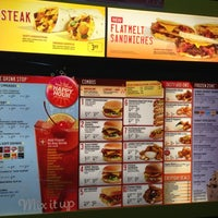 Photo taken at SONIC Drive In by Ryan M. on 10/6/2012