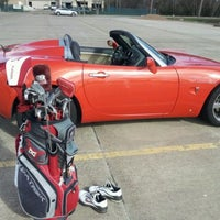 Photo taken at Bay Forest Golf Course by Kyle on 1/16/2012