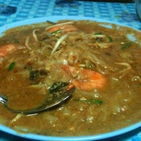 Photo taken at Char Kue Teow Bandar Pulai Jaya by Syukri S. on 1/12/2012