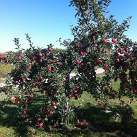 Photo taken at Ken Speirs Orchards by Angela D. on 9/18/2011