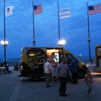 Photo taken at The Southern Mac & Cheese Truck by DeWitt K. on 8/9/2012