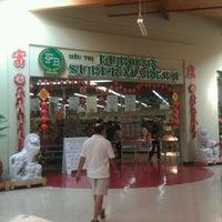 Photo taken at Fubonn Supermarket by Brandon A. on 9/10/2011