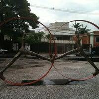 Foto tirada no(a) Museu Brasileiro da Escultura (MuBE) por Diogo G. em 1/10/2012