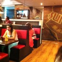 Photo taken at Mamut Restaurant by Arturo P. on 12/23/2011