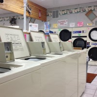 Photo taken at Soap Box Laundry by Ryan S. on 1/15/2012