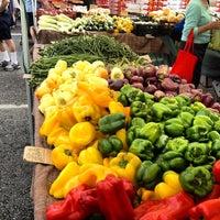 Photo taken at Santa Monica Farmers Market by Kat E. on 8/15/2012