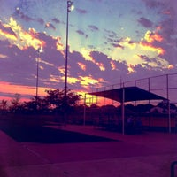 Photo taken at Waxahaxchie Sports Complex by Misty T. on 6/13/2012