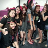 Photo taken at Sykes Asia Inc. K-Pointe by Kayeee on 12/17/2011