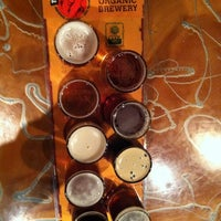 Photo taken at ThirstyBear Brewing Company by Celine on 11/16/2011