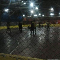 Photo taken at Adell's futsal by alvintizer on 5/5/2012