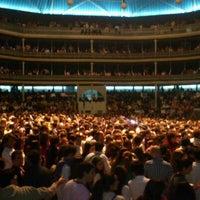 Photo taken at Coliseu dos Recreios by Ana on 3/27/2012