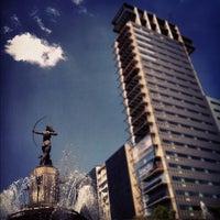 Photo taken at La Flechadora de Estrellas del Norte (La Diana Cazadora) by @AlexPulidoG A. on 6/9/2012