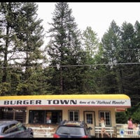 Photo taken at Burger Town by Ryan M. on 6/4/2012