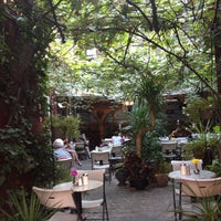 Photo taken at The Cloister Cafe by Cody-Ann . on 8/23/2012