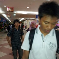 Photo taken at Palembang Square Mall by Muhammad F. on 10/17/2012