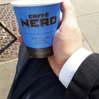 Photo taken at Caffè Nero by E. Ö. on 8/11/2017