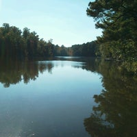 Photo taken at Durant Nature Park by Tim D. on 10/16/2012