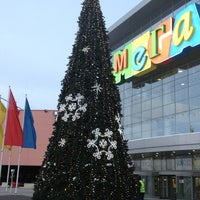 Photo taken at MEGA Mall by Tanya on 12/24/2012