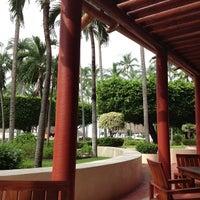 Photo taken at The Westin Resort & Spa Puerto Vallarta by Greg G. on 9/23/2012