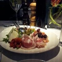 Photo taken at FLAVOUR Weinbar Restaurant by B. H. on 3/30/2013